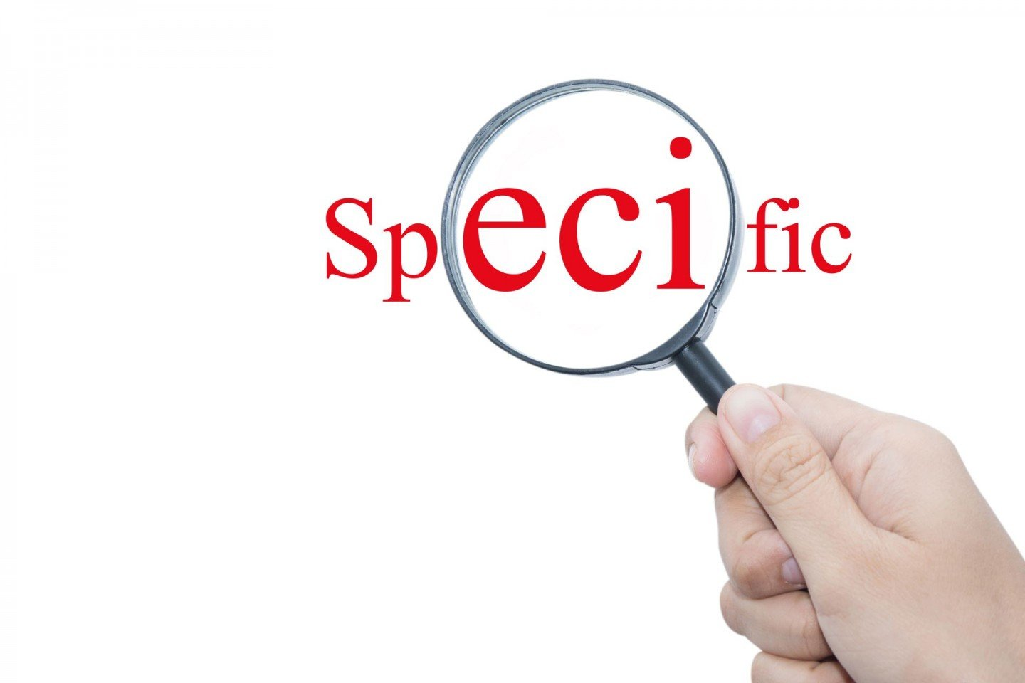 magnifying glass specifc
